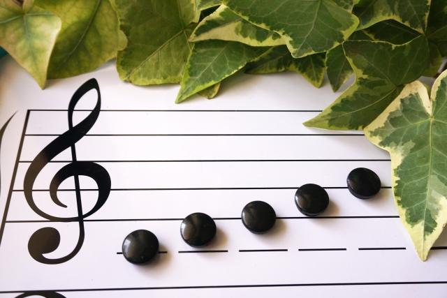 ピアノ教室の学生